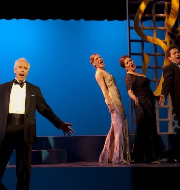 My Way, A Musical Tribute to Frank Sinatra – MD Theatre Guide