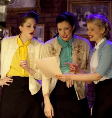 Sisters of Swing – Bay Weekly & Pasadena Voice